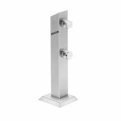 9 Inch Zolon Stainless Steel Spigot, For Railing Fitting
