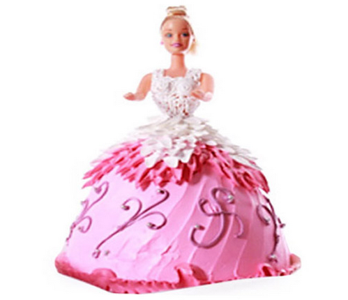 Cgc1207 Baby Doll Cake at Rs 3299 piece Birthday Cakes Cake N