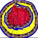 Indian Cotton Double Layer - Navratri Special - Traditional Skirt