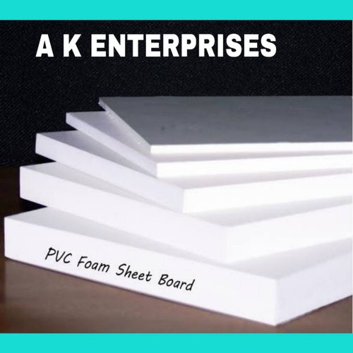 White Pvc Foam Board Sheets Thickness