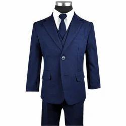 Mens Formal Stitched Suit