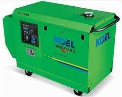 5 KVA kirloskar chhota chili  Diesel Generators