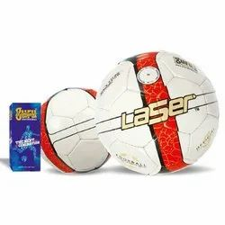 Laser Blackstone Soccer Ball