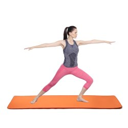 Parasnath Plain Anti Skid Both Side Washable Yoga Mat