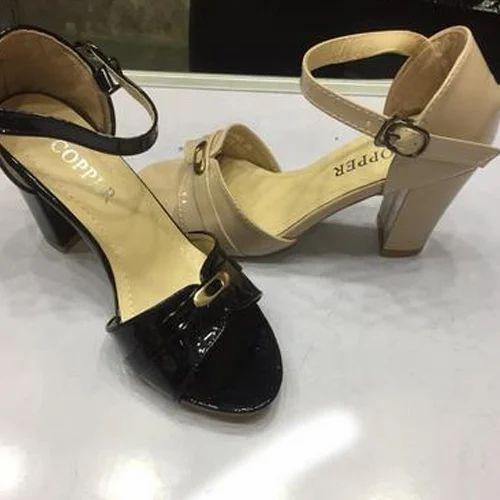db7e8929f3 Ladies Stylish High Heels Sandal, Size: 4-11, Rs 290 /pair | ID ...