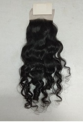 Natural Closure Curly Wavy