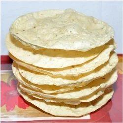 Plain Handmade Papadum