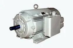Crompton 3 Phase 2 HP 1500 RPM Foot Mount Non-FLP Motor