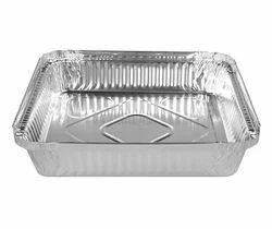 Aluminium Oval Container
