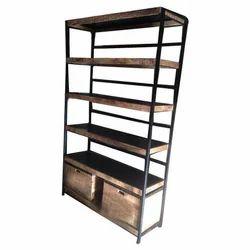 Standard Industrial Wooden Rack
