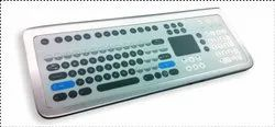 AAC-107M PC Compatible Membrane Keyboard