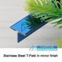 MSI Brand Stainless Steel Trims & Profile T Shape