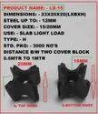 PVC COVER BLOCK LD-15