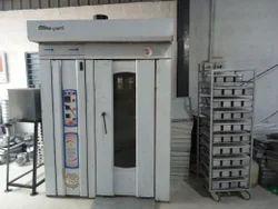 Rotatory Rack Oven