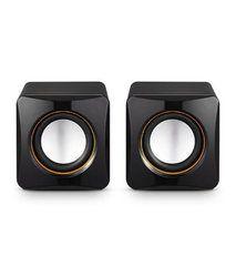 omlite Black Computer Speaker, For Prosnal, 10 Gm