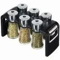 Plastic Multipurpose Stackable Spice Rack