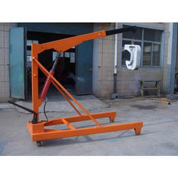 Folding Mobile Floor Crane