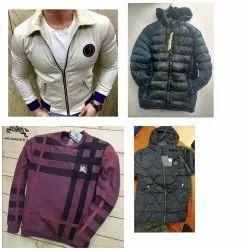 Full Sleeve Every Type Jackets