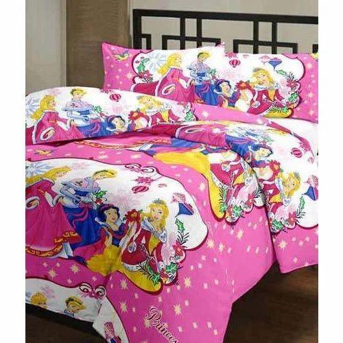 Marvelous Princess Bed Sheet
