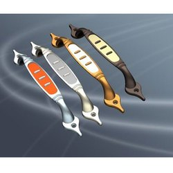 S 2067 Zinc Cabinet Handle