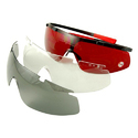 GLB30 Super Light Laser Visibility Glasses 3 in 1