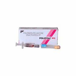 Poliomyelitis Vaccine Inactivated IP