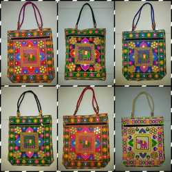 Embroidered Rajasthani Bag