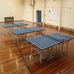 Table Tennis Parquet Flooring