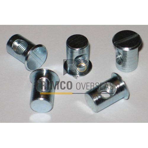 Rimco Overseas Cylindrical Nut, Packaging: Box