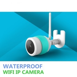 Outdoor Wifi IP Bullet Camera