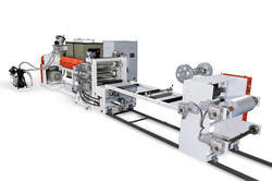 PP Sheet Extruder Machine