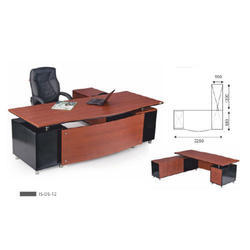 Wooden Director Office Table
