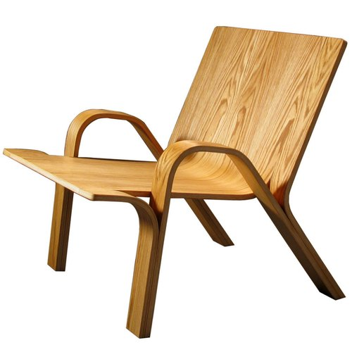Curved Chair Plywood