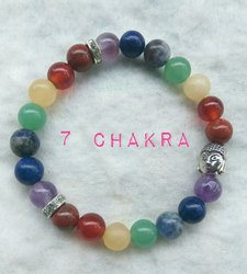 7 Chakra Reiki Healing Crystal Wands