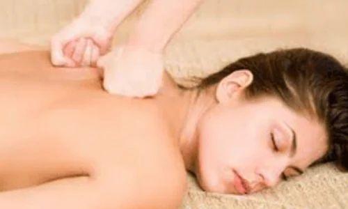Asian deep tissue massage