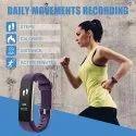 OMNIX ID115U HR Fitness Band