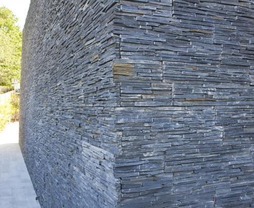 Stone Elevation Wall Cladding Tiles Thickness 10 15 Mm