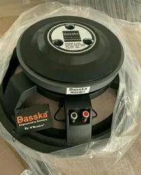 Black DX15-2226 Dasska imported speaker, 600