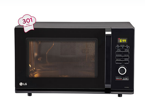 Mc3286blt Lg All In One Microwave Oven