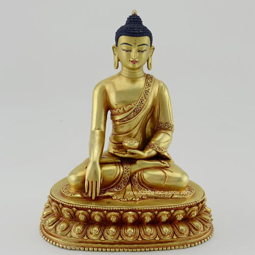 Brass Buddha Statue At Rs 1250 Kilogram Brass Buddha Statue Id