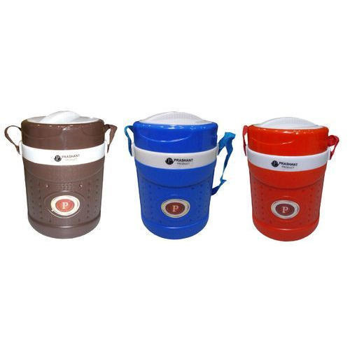 590a7aee7f0 Multi Carrier Virgin Plastic Food Grade With Strap And Stainless Steel Non  Rust Container. 4
