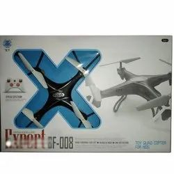 PVC Kids Quadcopter Toy, Child Age Group: 4 - 10 Year