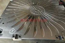 Disposable Plastic Knife Moulds, For House,Cake Cutting, Packaging Type: Wooden Box
