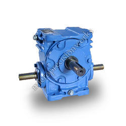 Industrial Gearbox - Textile Machine Worm Gearbox Manufacturer from