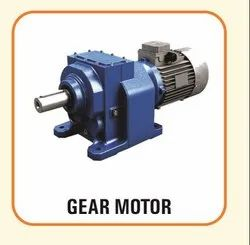 OMICRON Foot,Flange Three Phase Electric Gear Motor, Voltage: 220, 5-500