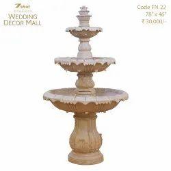 FN22 Fiberglass Fountain