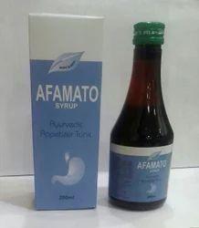 ayurvedic appetaizer syrup