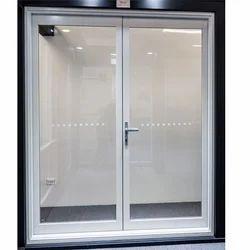 Office Aluminum Door