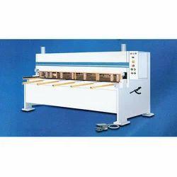 Hydraulic Shearing Machine (Fixed Rake Angle)