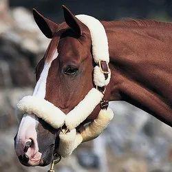 Fur Padded Horse Halters